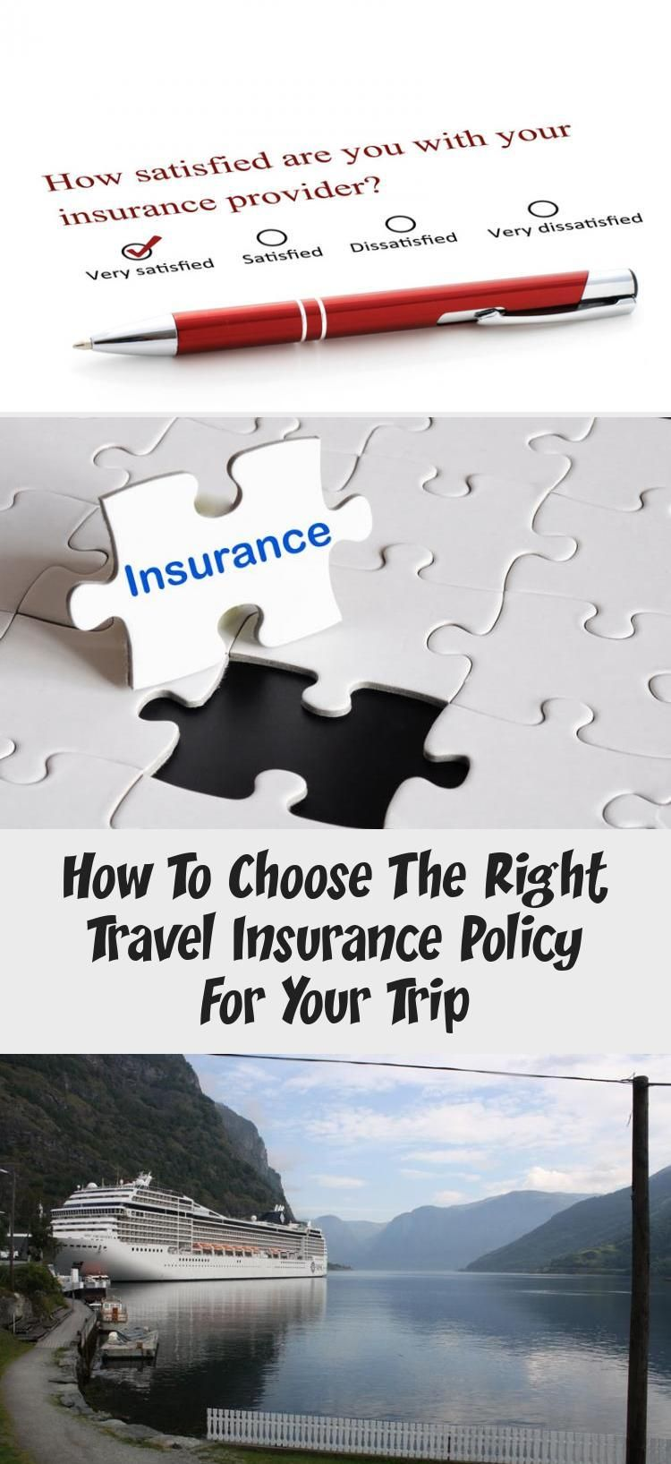 How To Choose The Right Travel Insurance Policy For Your Trip In
