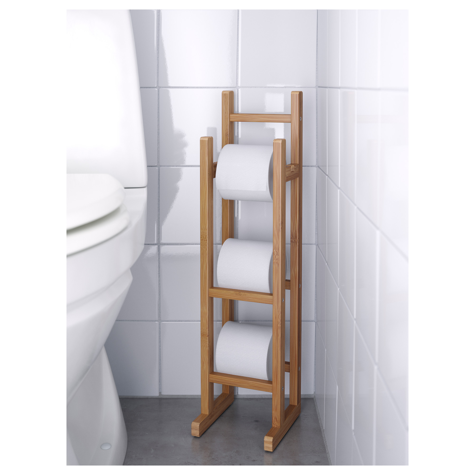 Ikea RÅgrund Toilet Roll Stand You Can