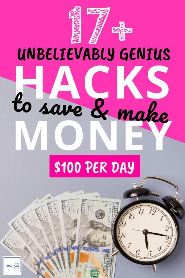 17 Real Free Money Hacks To Make Free Money Fast ($100/Day) -  Looking to improve your finances? Here are 17+ genius MONEY HACKS to help you save and make more mo - #100Day #Fast #FREE #Hacks #Money #MoneySavingHacks #real