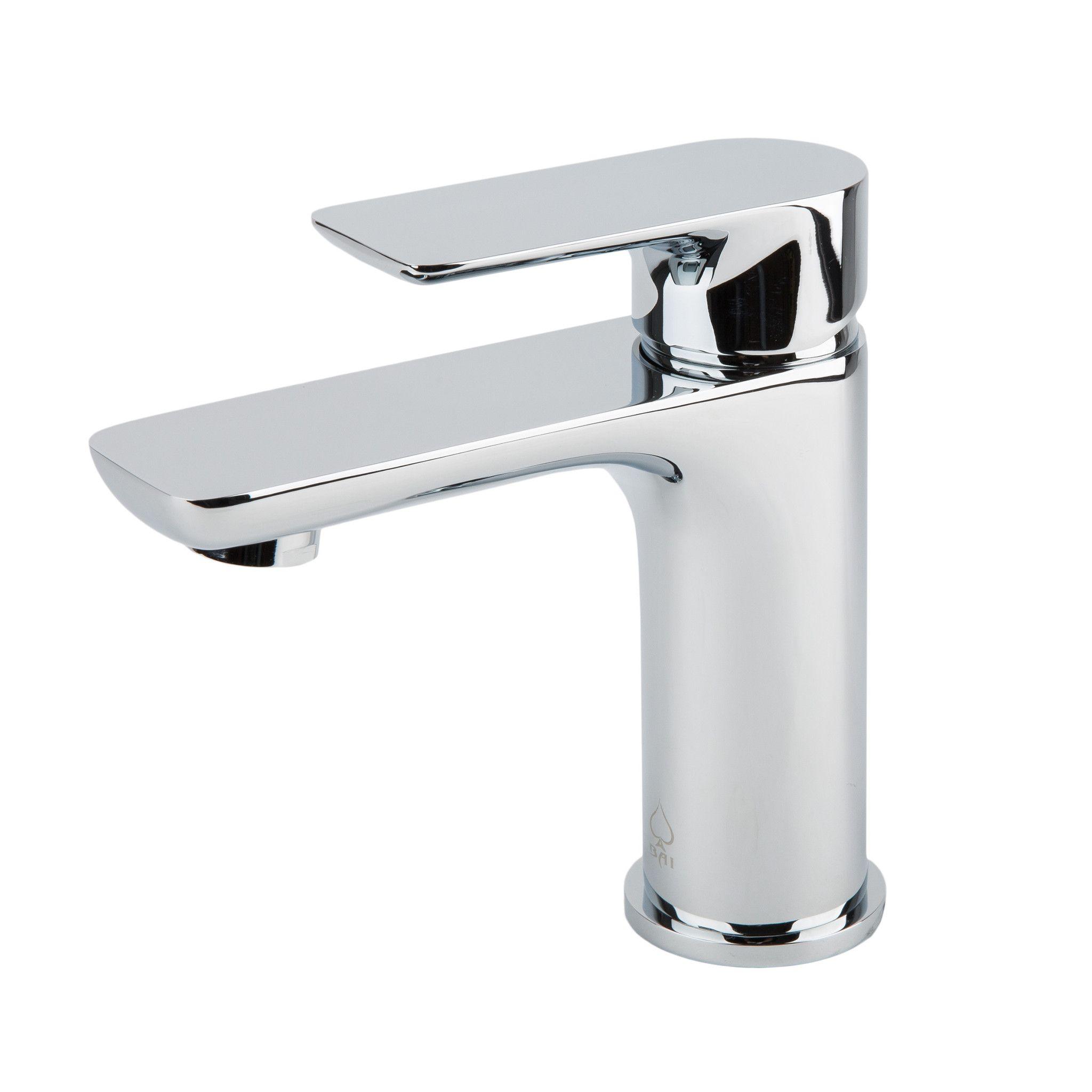 BAI 0609 Single Handle Contemporary Lavatory / Bathroom Faucet ...