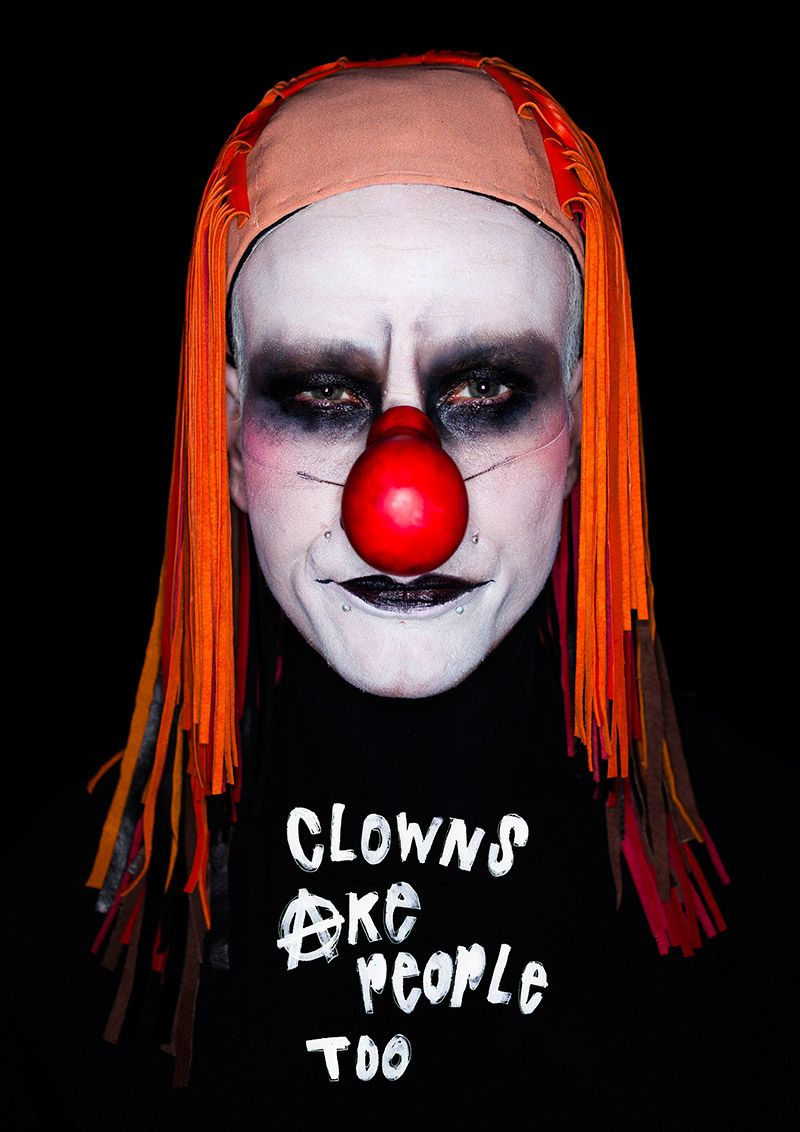 Fucking Young! » Clowns are People too… Interview with Bas Kosters ...