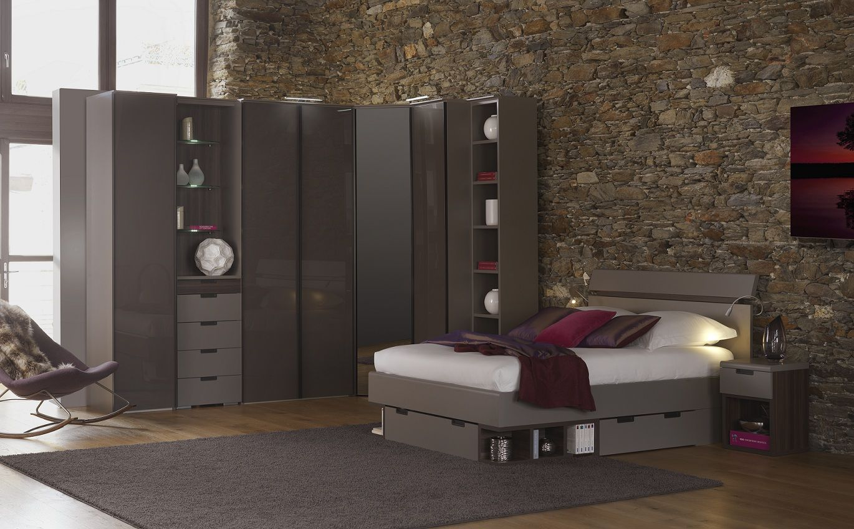 armoire d'angle liberty : placard d'angle | meubles célio | mobilier