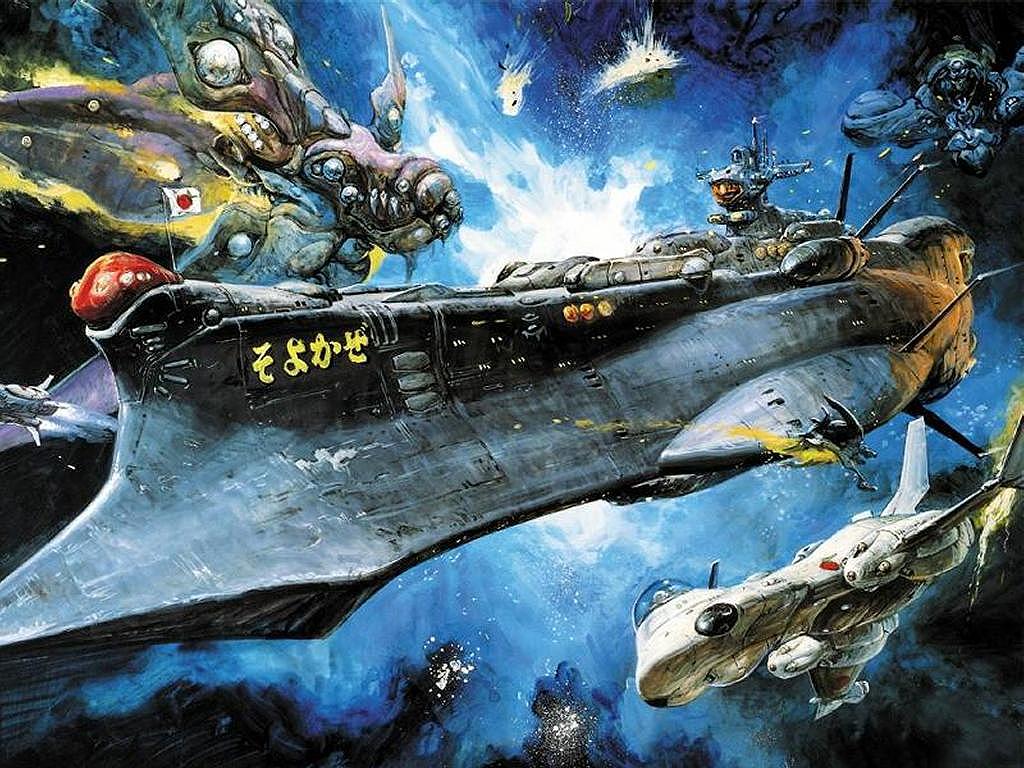 New Promo Space Battleship Yamato 2199 Online My Anime Blog