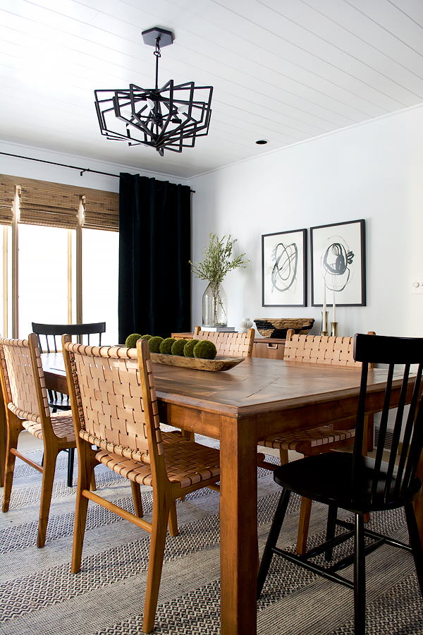 How To Update An Old Dining Room Table Dining Room Table