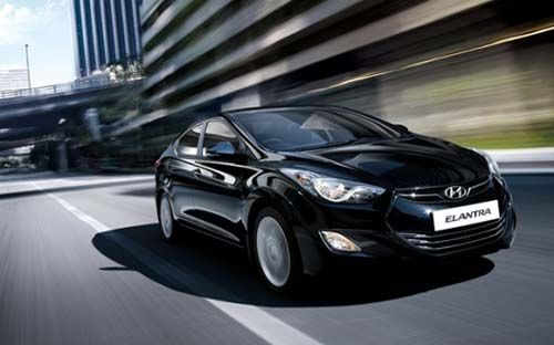 Korean Automaker Hyundai Is Ready To Launch The New Hyundai Elantra Sedan In India On August 2012 Which It Discontinued A Few Yea Elantra Car