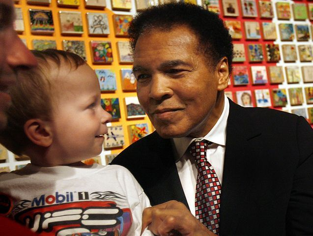 Muhammad Ali funeral: Watch the memorial for boxing legend