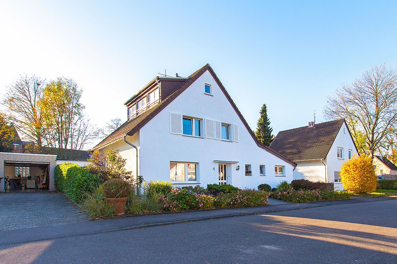 Phi Aachen Purer Wohngenuss Top Gepflegtes Familienhaus