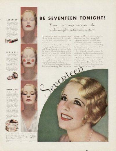 Original 1920's Makeup tutorial