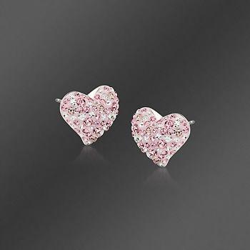Swarovski Crystal Earrings Shades Of