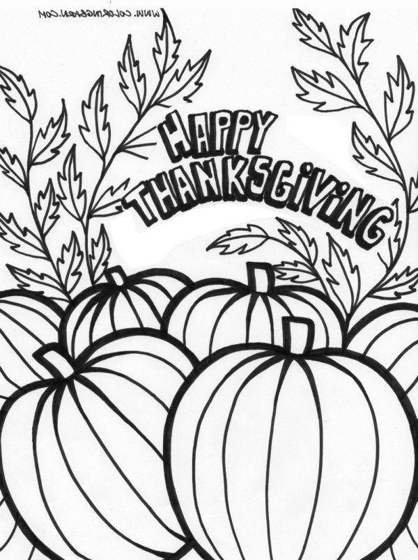 Thanksgiving Pictures To Color By Number, Thanksgiving Messages Free - best of realistic thanksgiving coloring pages