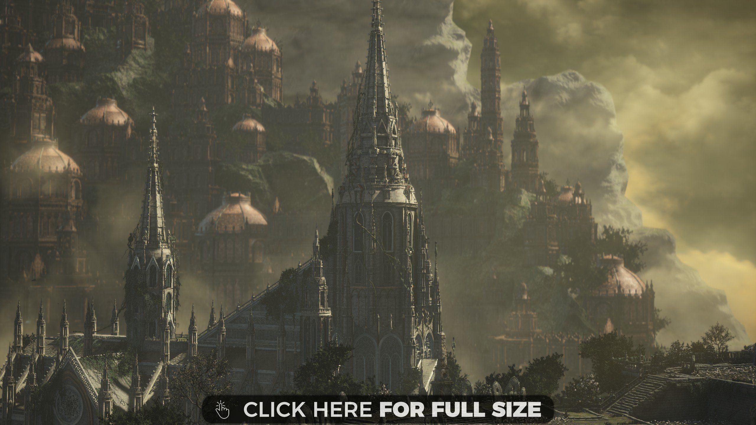 Dark Souls 3 Wallpaper 4k