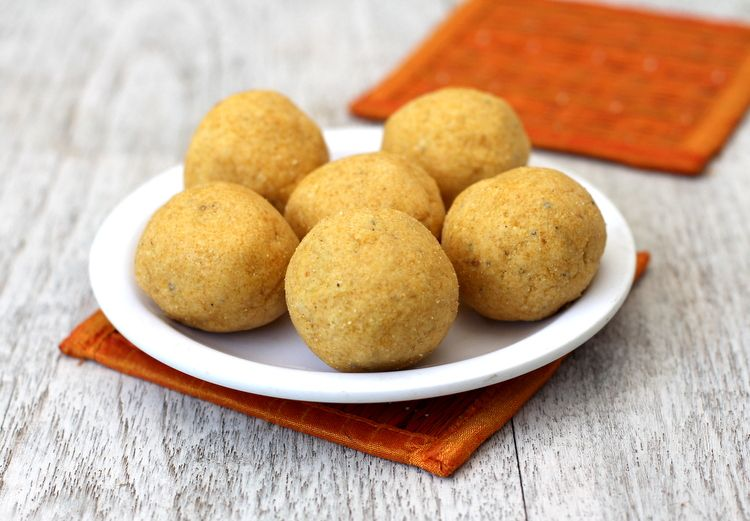 Yellow moong dal ladoo recipe indian sweets diwali and gluten free forumfinder Image collections
