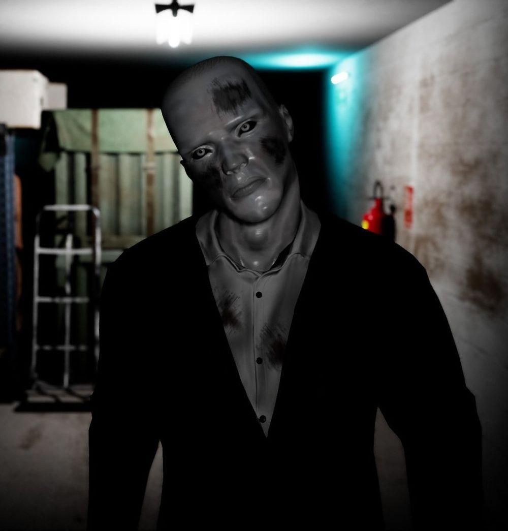 Maxwell Steele Steele Human Horror Game