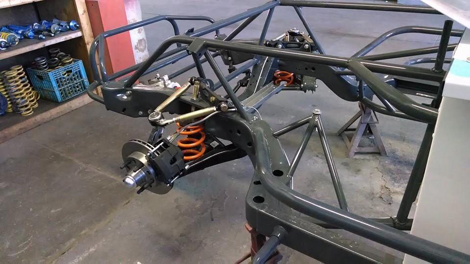 Building A Factory Stock Race Car