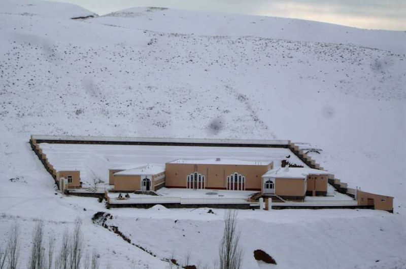 Mankabood Jamatkhana In Pusht E Band Samangan Province Afghanistan Photo Courtesy Of The Ismaili Council For Afg Architecture Afghanistan Around The Worlds