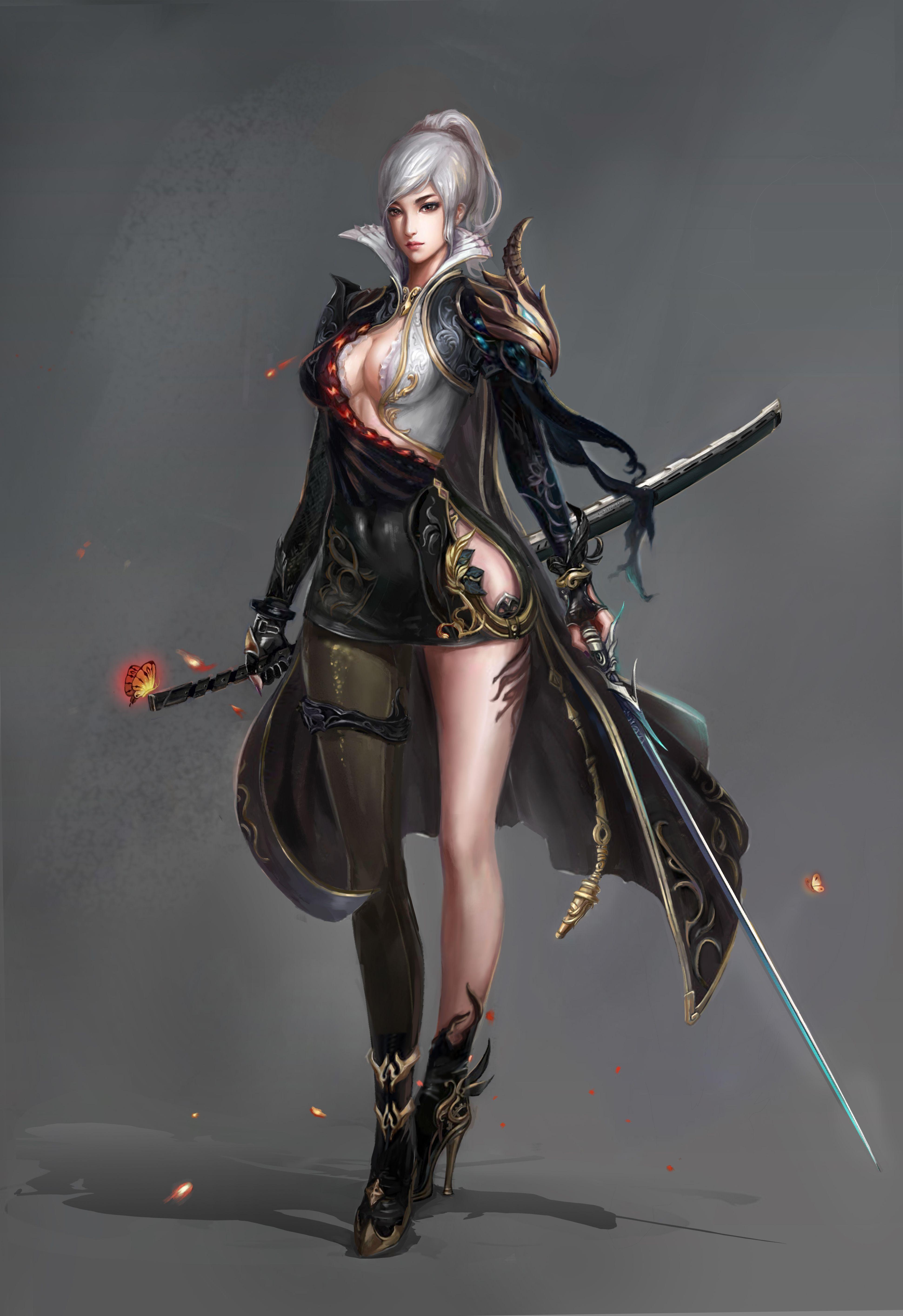 Ninja Weiblich