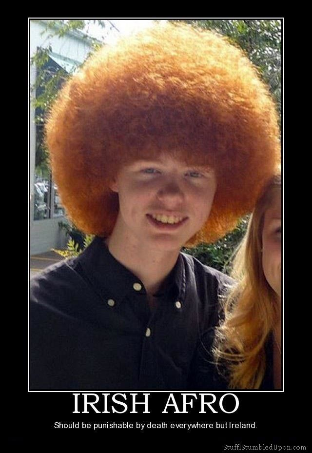 Redhead pics funny