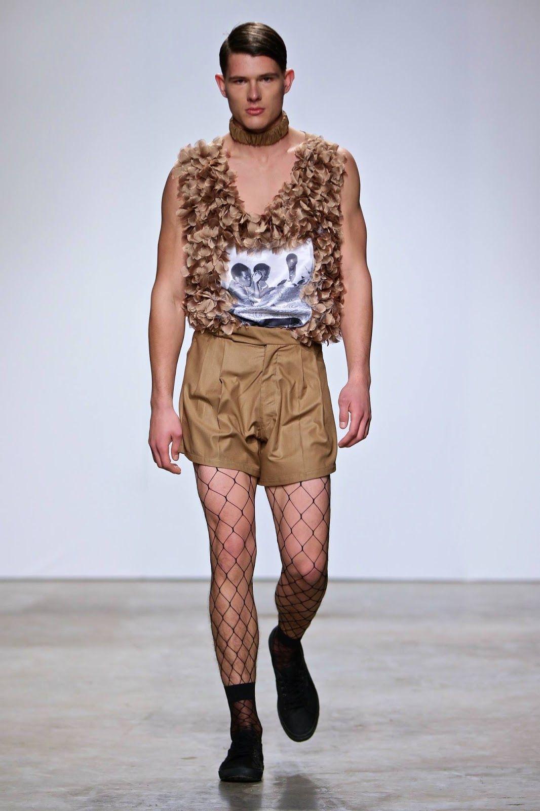 Rich Mnisi X Thebe Magugu Spring-Summer 2017 - South Africa Menswear Week