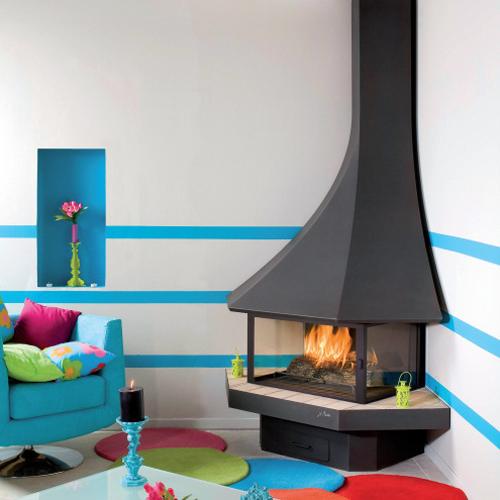 jc bordelet julietta 985 corner wood burning stove