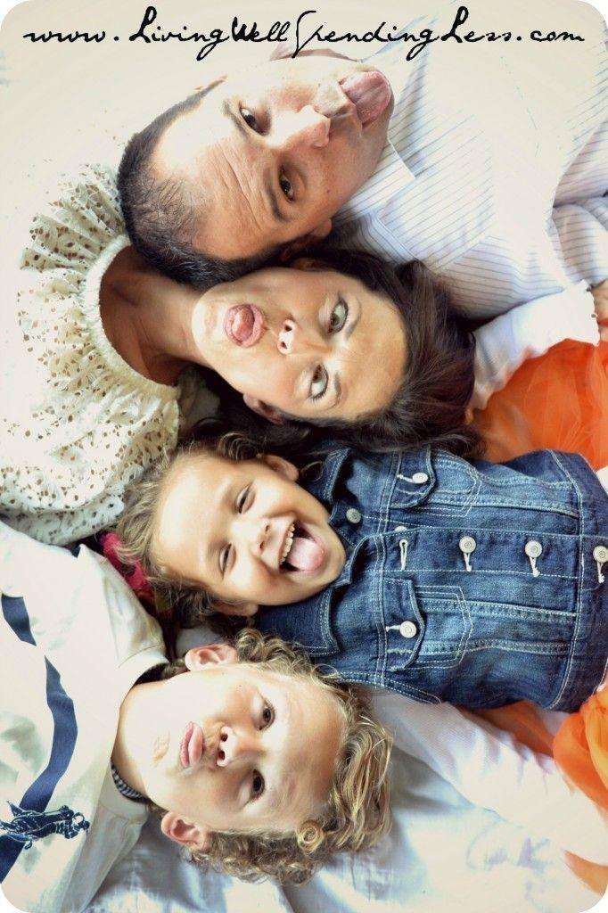 Take Better Family Photos | Living Well Spending Less