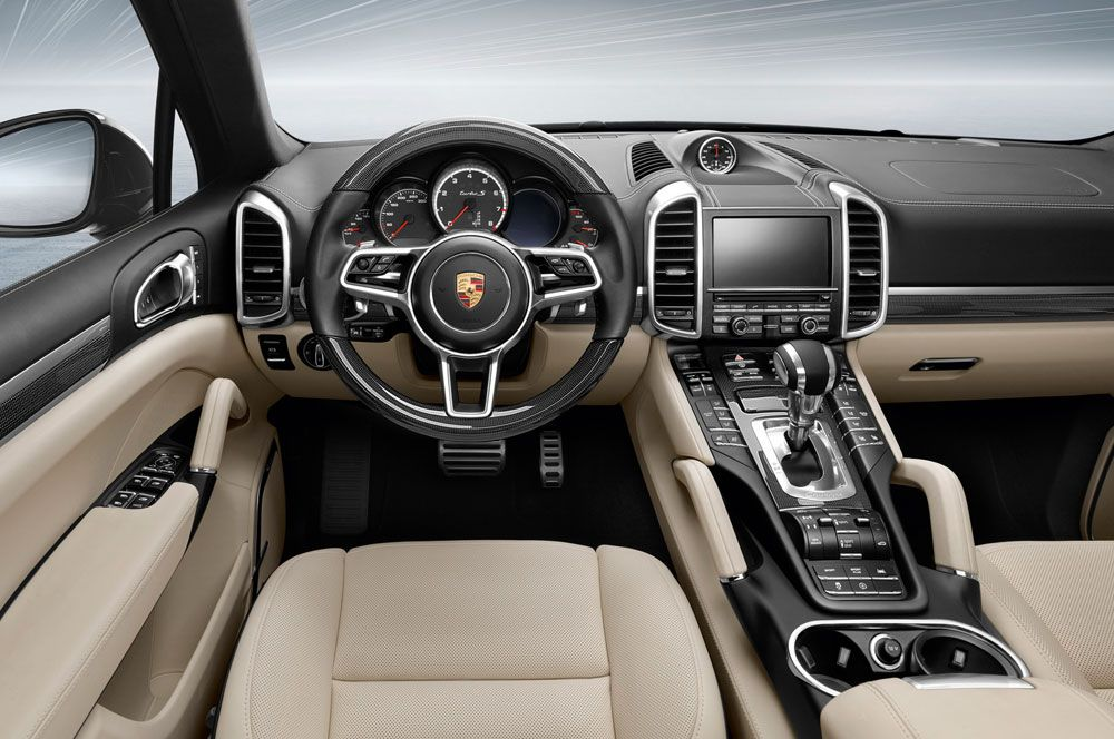 New Review 2016 Porsche Cayenne Turbo S Specs Interior View Model The Equivalent Of A Bubble Bath Ooh Ahh