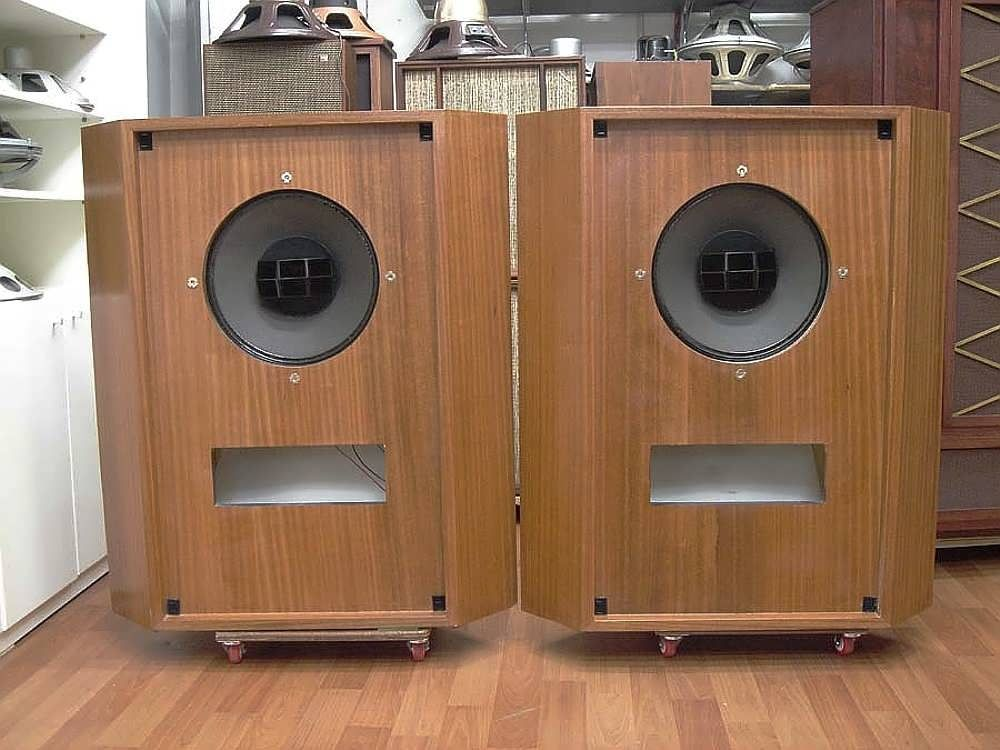 vintage altec speaker  Google zoeken  Altec  Pinterest
