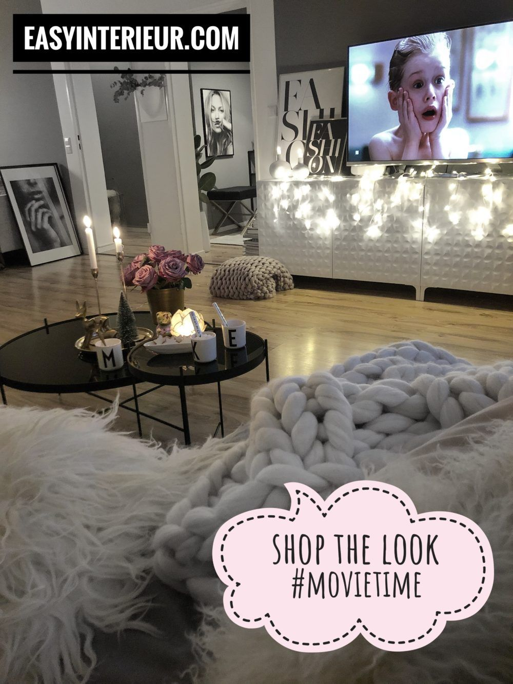 Pinterest - Shop The Look - easyinterieur  Diy wohnzimmer