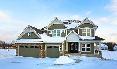 Plan 73348HS: Craftsman Dream Home with Lower Level Expansion
