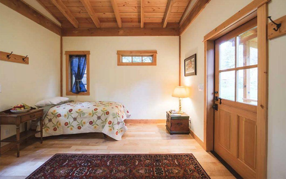 Cascadia Homesteads Builds Small Cabins on Orcas Island ... on Cascadia Outdoor Living Spaces id=77065