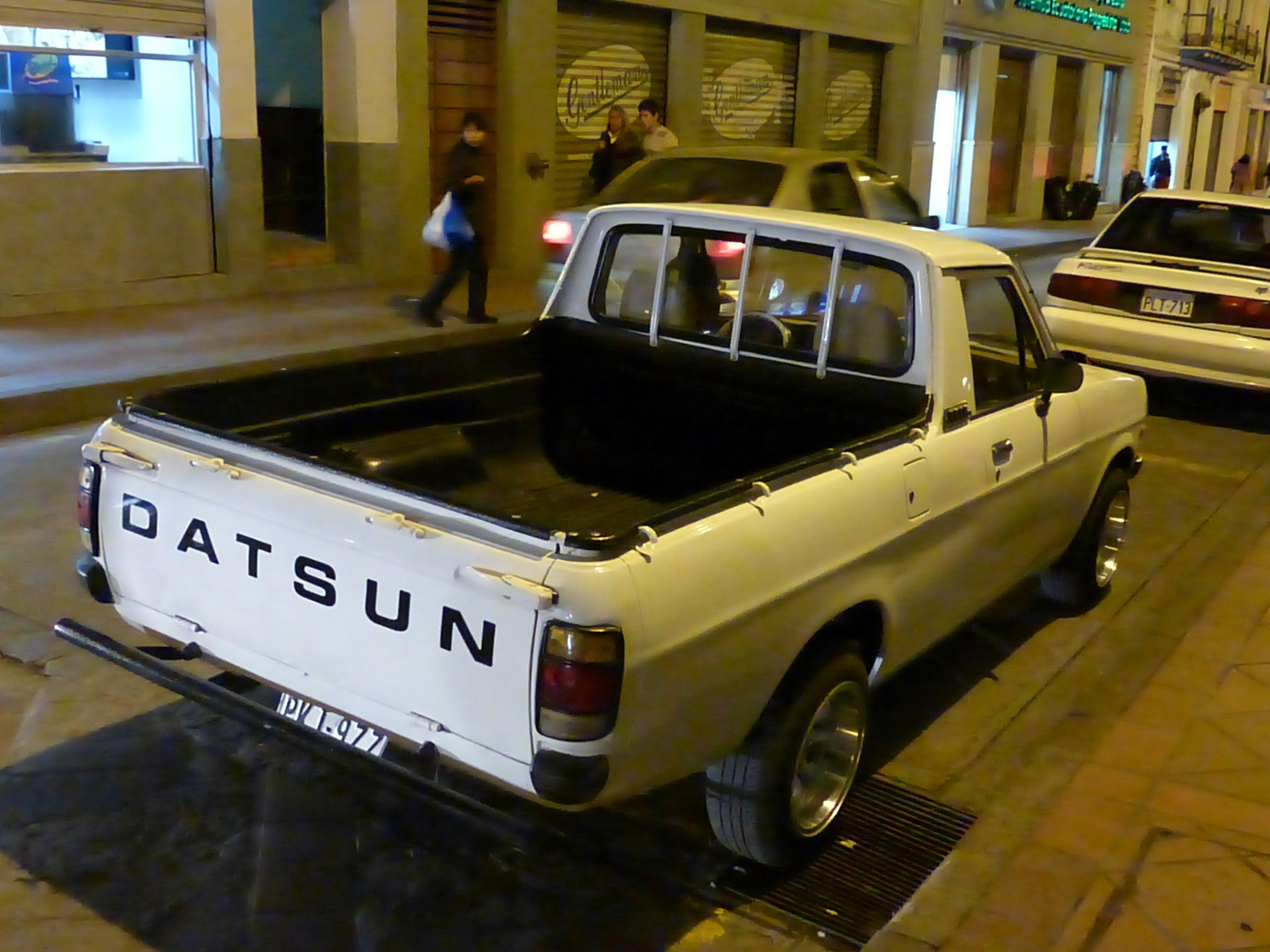 Datsun Pickup Cuanca Ecuador Datsun Pickup Datsun Nissan