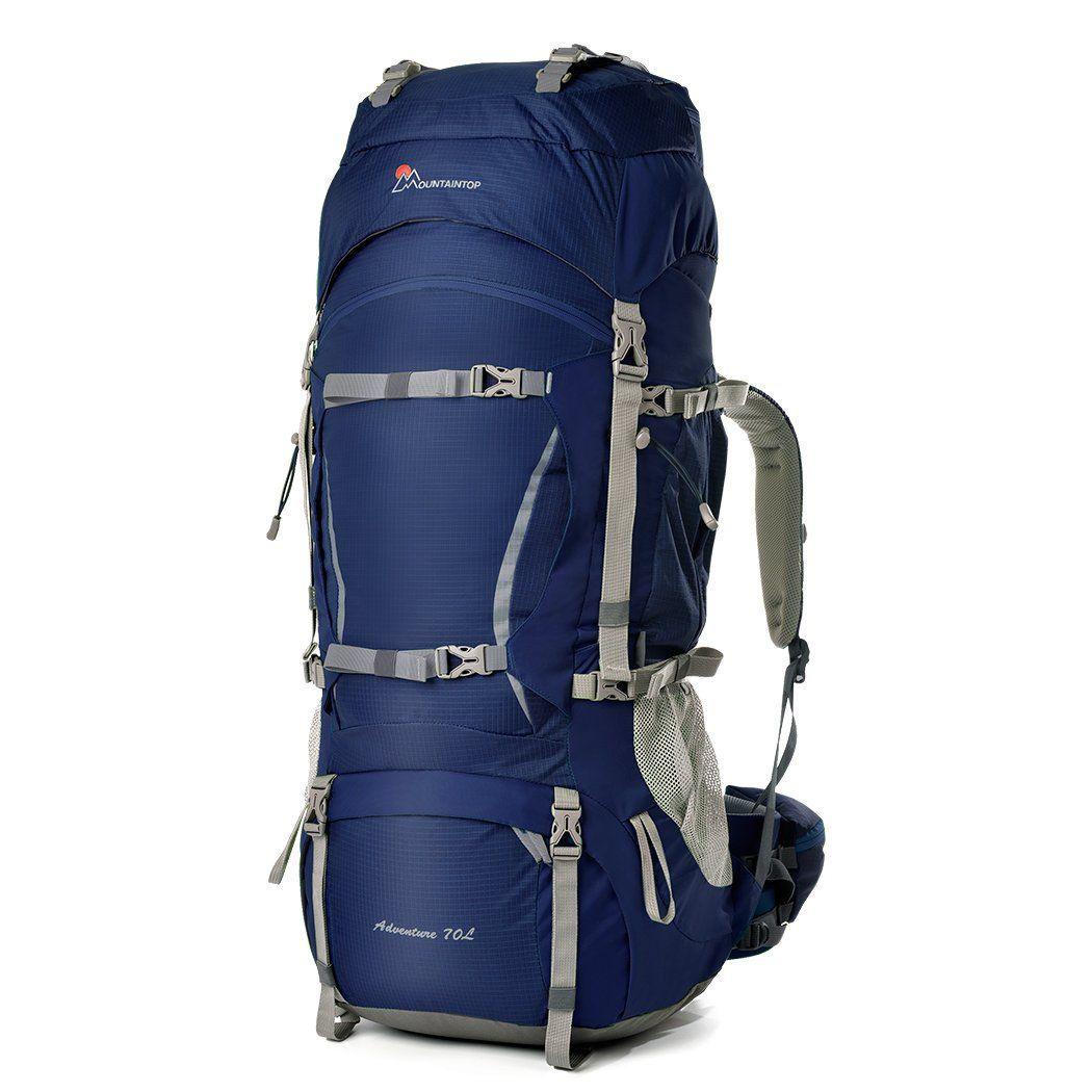 Mountaintop ll outdoor sport internal frame backpack hiking