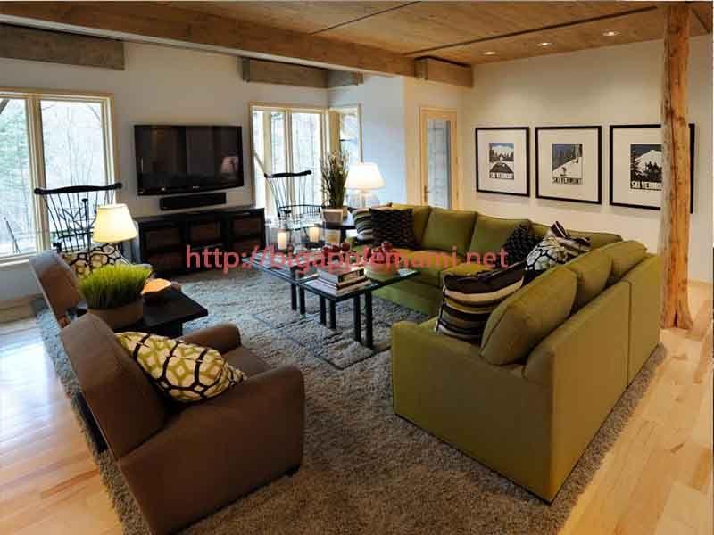 Awesome Setting Up Living Room Ruang Tamu Besar Desain Kamar Ruang Makan