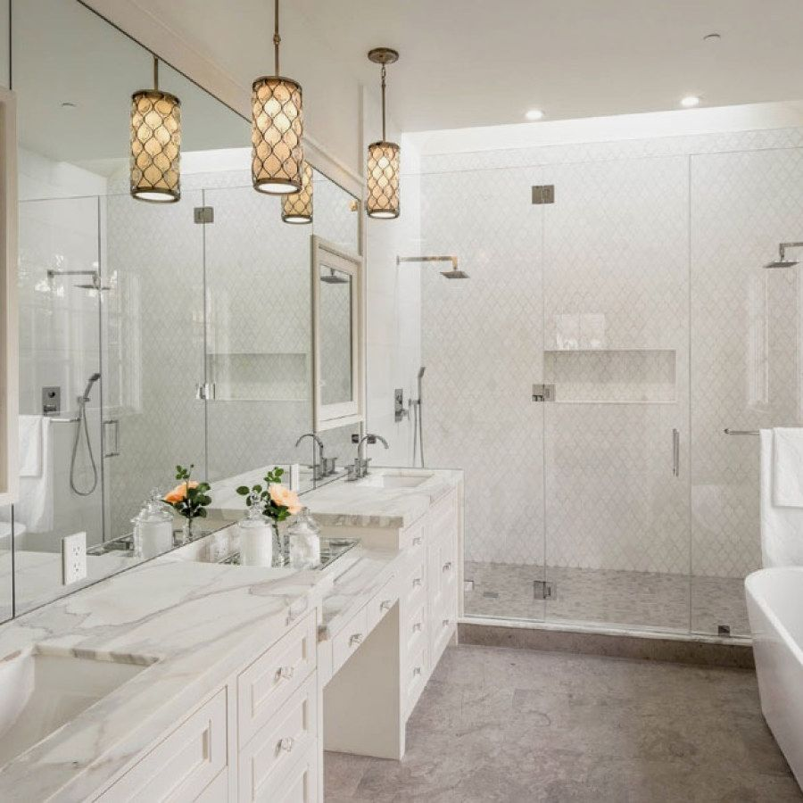 Awesome Bathroom Lighting Plans To Update Your Bathroom In Your Loft ...