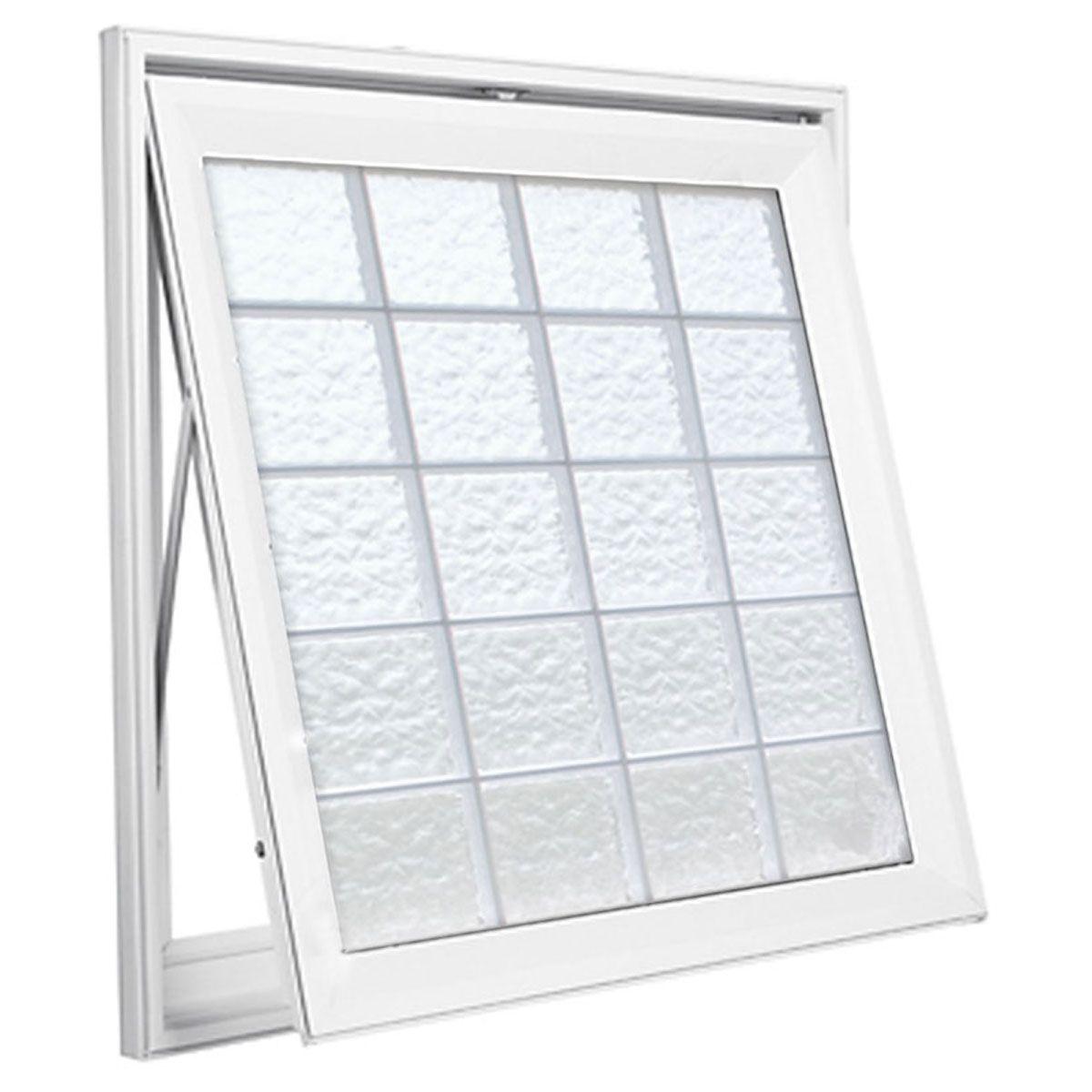 Design Series Awning Windows 6 Inch X 6 Inch X 1 1 2 Inch Blocks Awning Windows Window In Shower Glass Block Windows