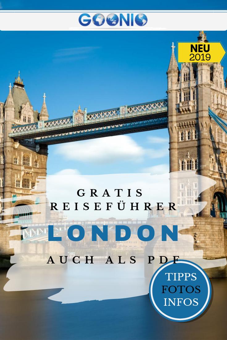 Umfangreicher Online London Reiseführer Mit Vielen Guten Insider