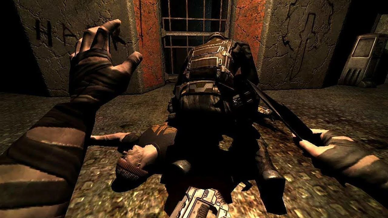 15 Games In Which The Player Made A Daring Prison Escape