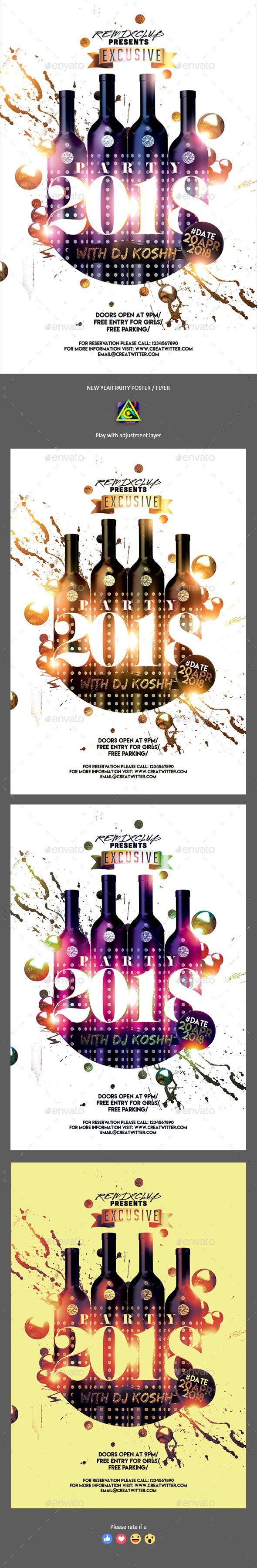 flyers ideas for events