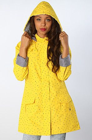 Images of Womens Yellow Rain Jacket - The Fashions Of Paradise