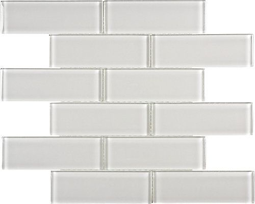 Boutique Selection Of Glass Subway Tiles With Contemporary Cool