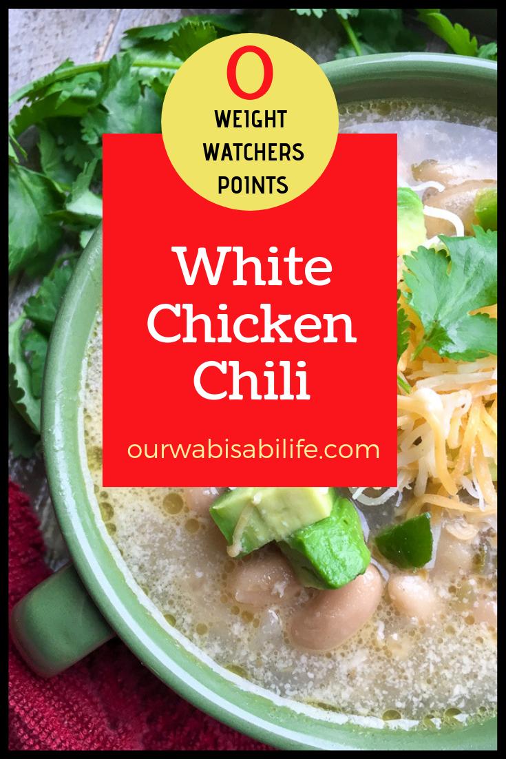Slow Cooker White Chicken Chili White Chicken Chili Slow Cooker Easy White Chicken Chili Recipe Chicken Chili