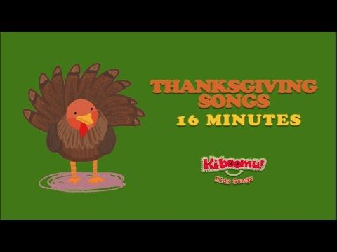 Turkey Hokey Pokey Song For Kids Thanksgiving Songs For Children