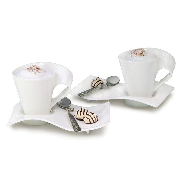 Villeroy Boch New Wave Caffe Coffee For Two Coffee Set Mugs Set Villeroy Boch