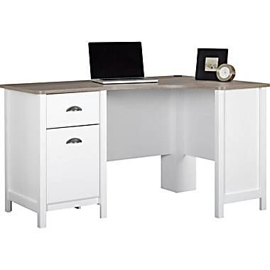 Ameriwood Dover Desk From Staples Love That It S A Corner Desk But Would Rather Have The Dr Office Furniture Collections Home