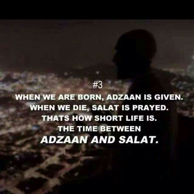 Life Is Too Short Islamic Quotes Life Quotes Islamic Quotes Quran
