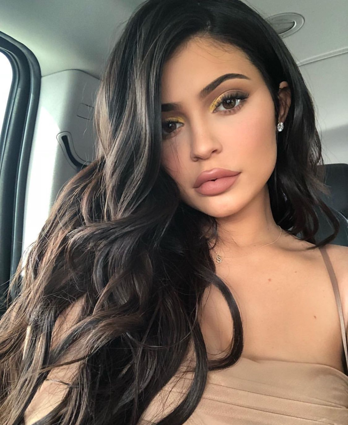 Selfie Kylie Jenner nudes (37 foto and video), Tits, Cleavage, Feet, lingerie 2018