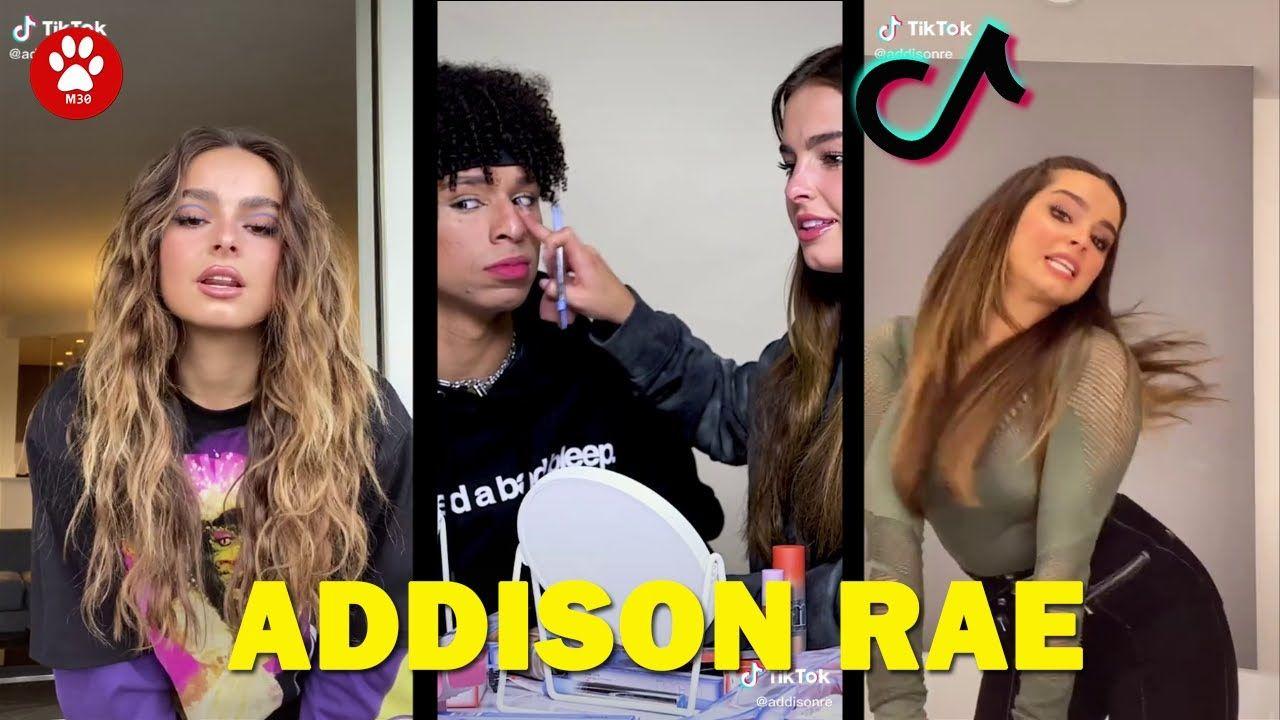 Addison Rae Tiktok Dance Challenge Compilation Video November 2020 Add Compilation Videos November Challenge Addison