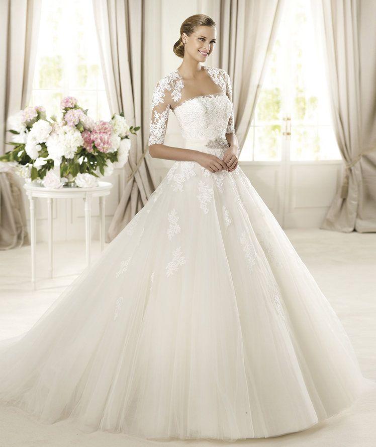 vestido de novia d.f
