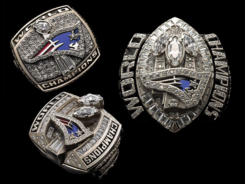 How Much Is A Patriots Super Bowl Ring