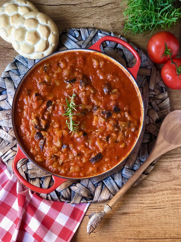 Pisto Manchego | Receta fácil Verduras | Cómo hacer Pinch