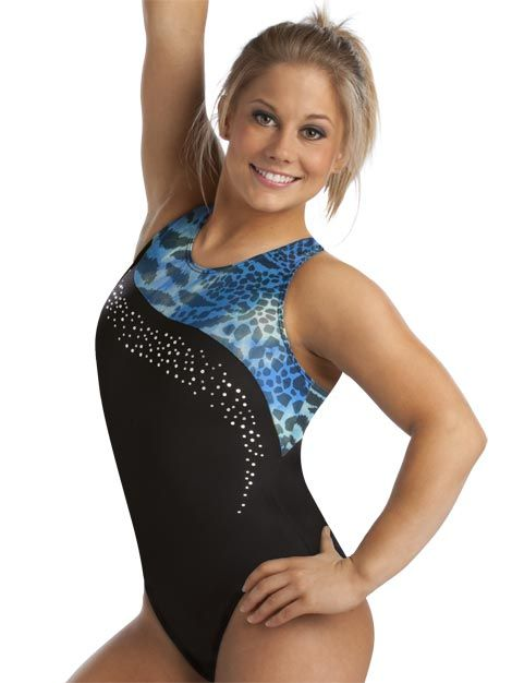 Shawn Johnson Leotard Collection for 2012 Holiday - GK